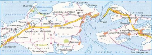 МИД: Россия отказывается от размежевания Керченского пролива