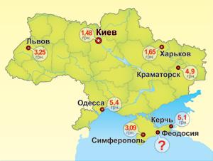 Вода в Феодосии может подорожать в феврале-марте