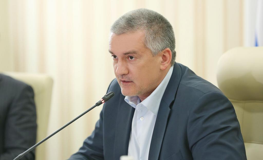 Аксенов сказал, начто готов ради хороших дорог вКрыму