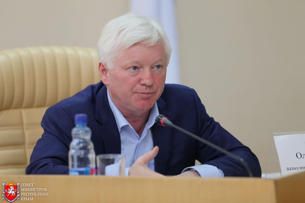 «Вице-премьер-министр» аннексированного Крыма Казурин ушел вотставку