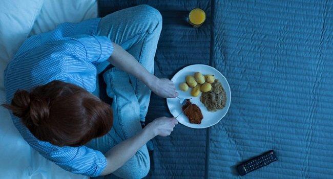 Что нужно есть, чтобы не просыпаться посреди ночи?
