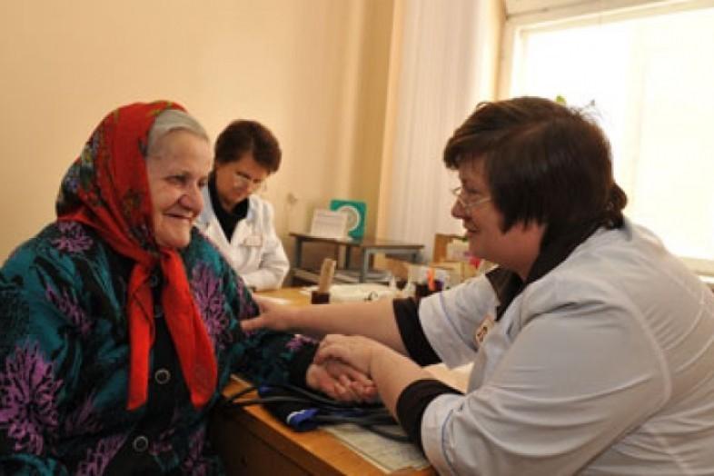 Доступность первичной медпомощи для пожилых россиян...