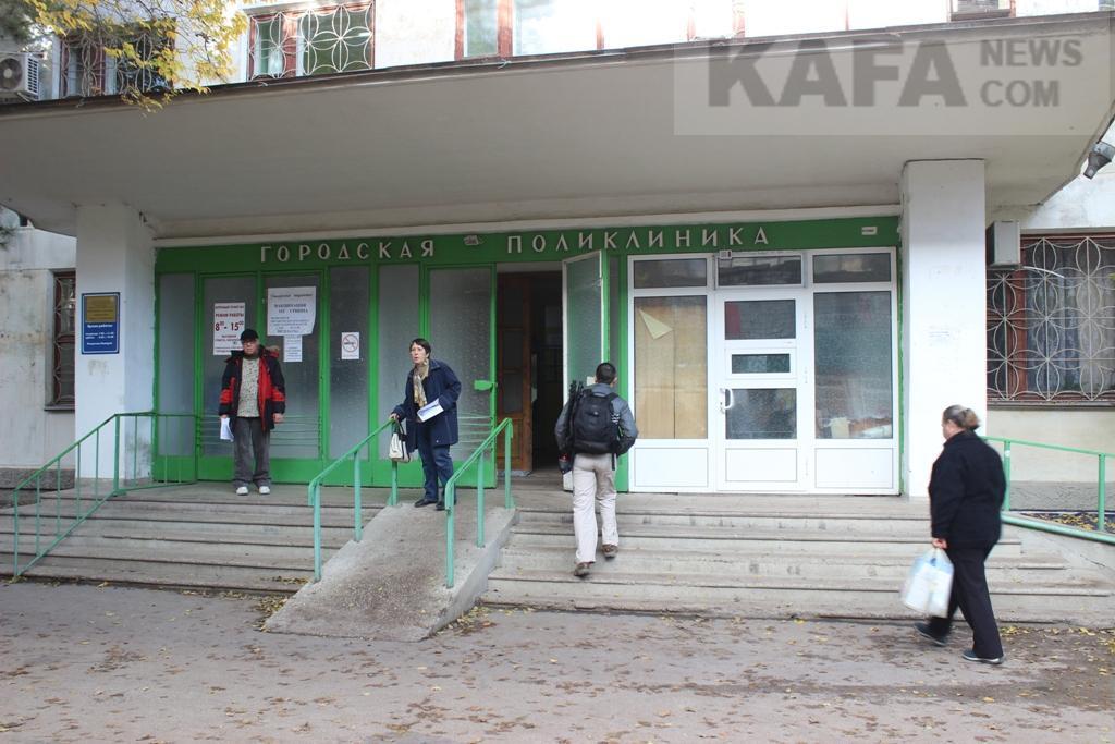 Городская поликлиника получила новое оборудование для офтальмологического кабинета, которое позволит вести прием в соответствии с современными тенденциями медицины. Об этом сообщили в эфире Крымского кабельного канала.