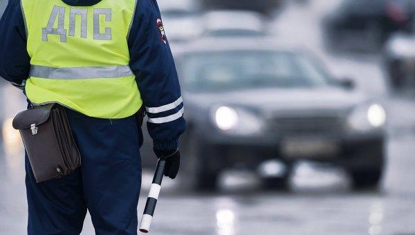 Нарушителей накрымских трассах ловят «скрытые патрули» ГИБДД