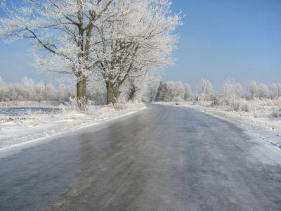 Автобусное сообщение Севастополя сЯлтой частично восстановлено после ледяного дождя