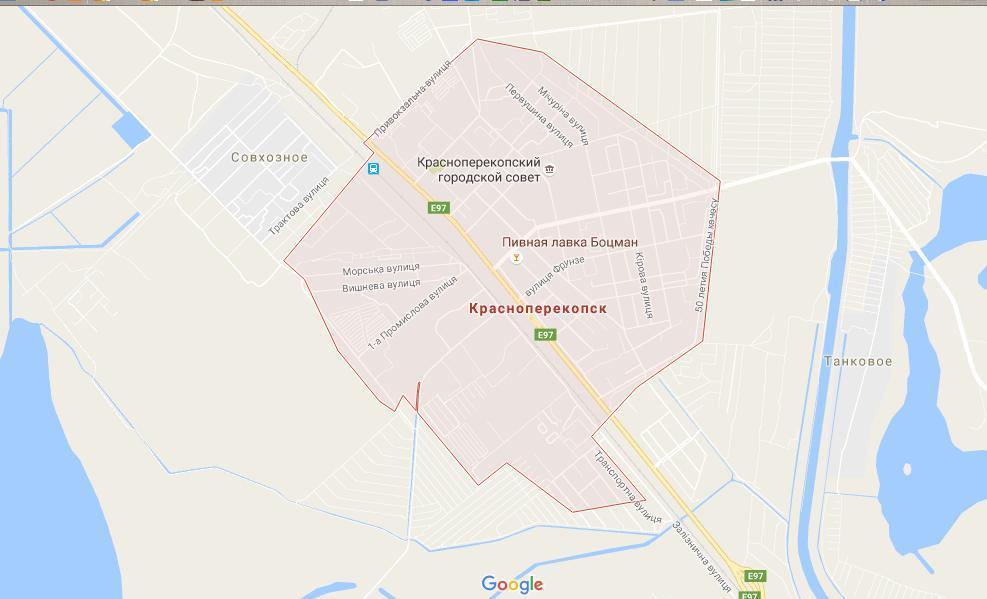 Google возвратит на русские карты прошлые наименования крымских городов