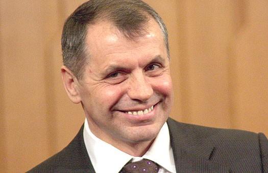 Председатель государственного совета Крыма В. Константинов отказался от заработной платы