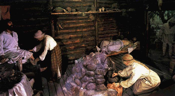 О медицине Древней Руси знания имеются по большей части противоречивые и малодостоверные. Во всяком случае, если говорить о дохристианском периоде. И все же, благодаря раскопкам, письменным свидетельствам, а в основном – тем самым древним народным знаниям, которые передавались из поколения в поколение, мы можем восстановить некоторые факты.