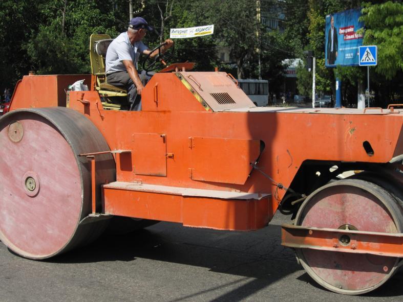 Заремонтом дорог вКрыму будут следить специалисты Росавтодора