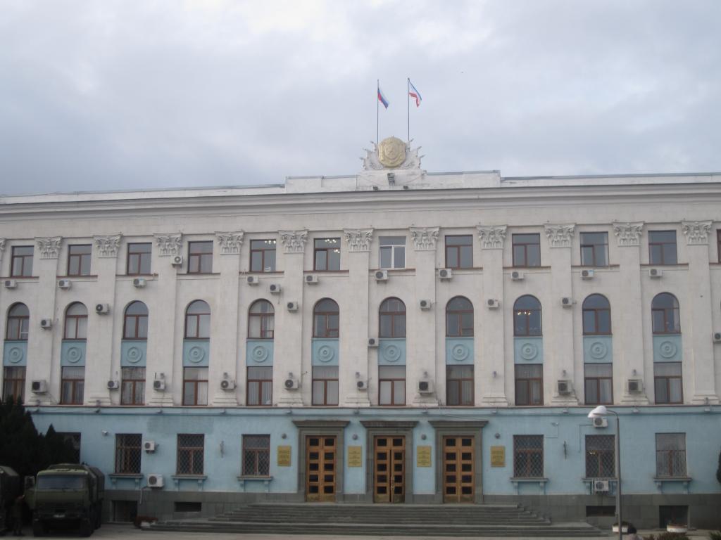 Госсовет Крыма всреду согласует назначение нового вице-премьера