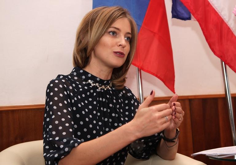 Поклонская оделе Алексея Улюкаева: в РФ нет неприкасаемых