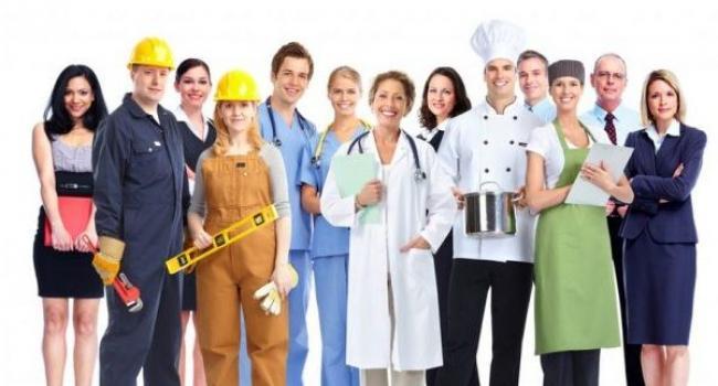 Представители каких профессий чаще сталкиваются с...