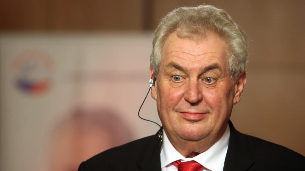 Президент Чехии отказался извиняться заслова опотерянном для Украины Крыме