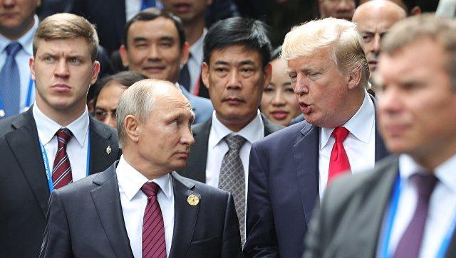 Для РФ вопрос Крыма закрыт, хотя уСША другая позиция— Путин