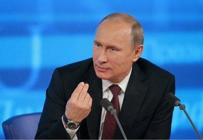 Путин приедет проверять мост в Крым