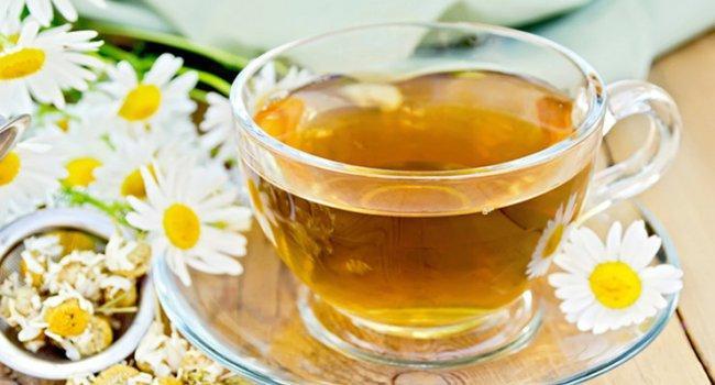 Ромашковый чай снижает уровень глюкозы в крови и полезен...