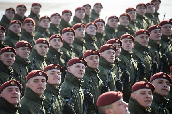 Бойцы Росгвардии будут охранять важные государственные объекты страны