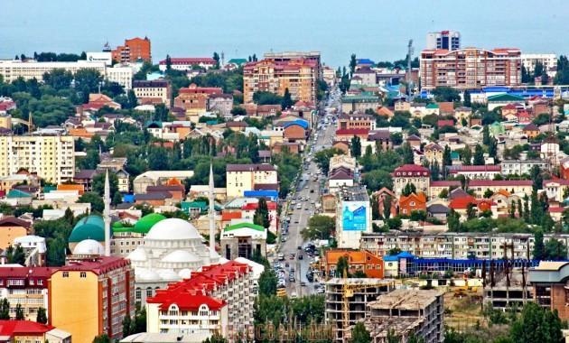 Столицы Дагестана иКрыма подписали соглашение осотрудничестве