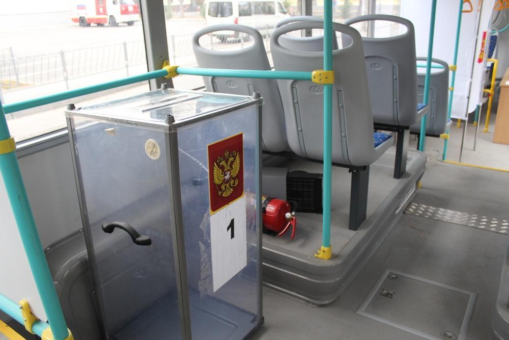 Симферопольцы навыборах могут проголосовать вавтобусах— Новшество