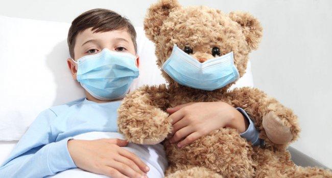 У детей с бессимптомным и легким COVID-19 антитела могут не...