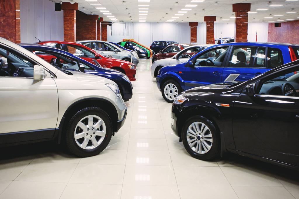 Минпромторг хочет удостоверить автокомпании работать вКрыму