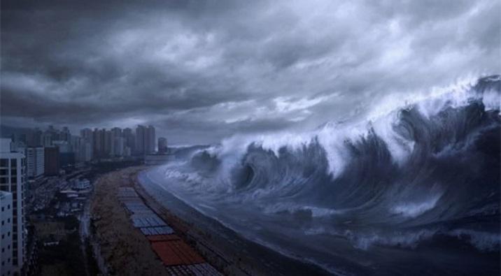 ВКрыму есть опасность появления цунами