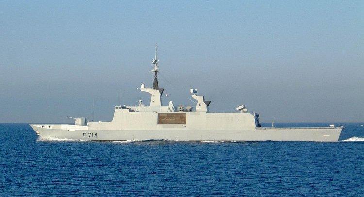 «Фрегат-невидимка» ВМС Франции вошел вЧерное море