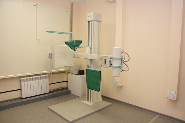 В евпаторийской поликлинике начал работу кабинет флюорографии,...