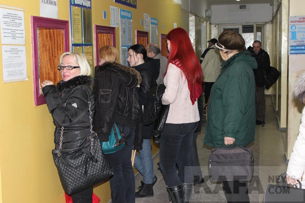 Феодосийскому здравоохранению не хватает молодых специалистов. Об этом сообщил главный врач Феодосийского медицинского центра Александр Фоменко.