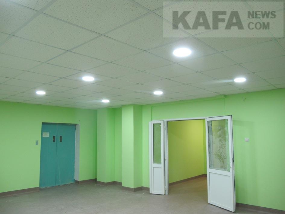В городской больнице  Феодосии завершен ремонт хирургического отделения. Об этом сообщил главный врач Феодосийского медицинского центра Александр Фоменко.