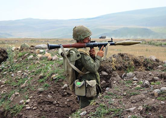 Российский спецназ проводит учения вКрыму
