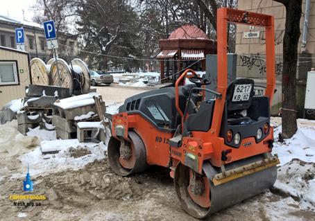 Служба автомобильных дорог Крыма отчиталась опредварительных результатах ямочного ремонта