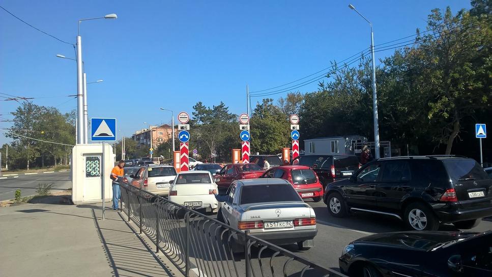 ВКрыму собираются значительно поднять налоговый сбор натранспорт