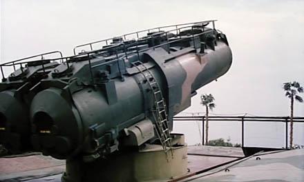 ВРФ сообщили овосстановлении ракетного комплекса «Утес» воккупированном Крыму