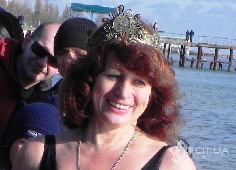 В Крыму устроили Рождественский заплыв
