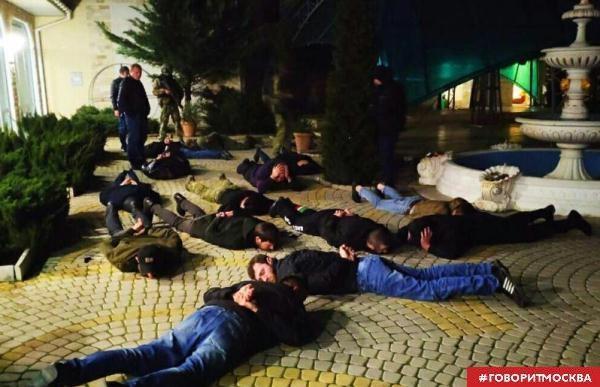 Заместитель постпреда Кадырова вКрыму схвачен завымогательство