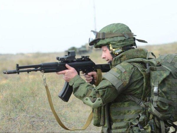 Украина готовится кнаступлению русских войск состороны Крыма