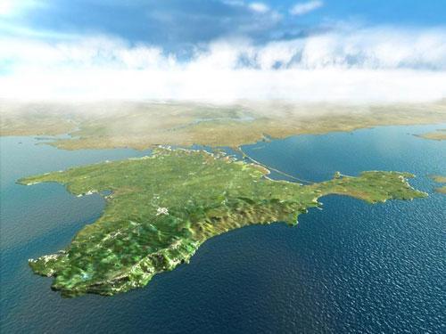 В следующую неделю начинается массовый отъезд туристов из Крыма