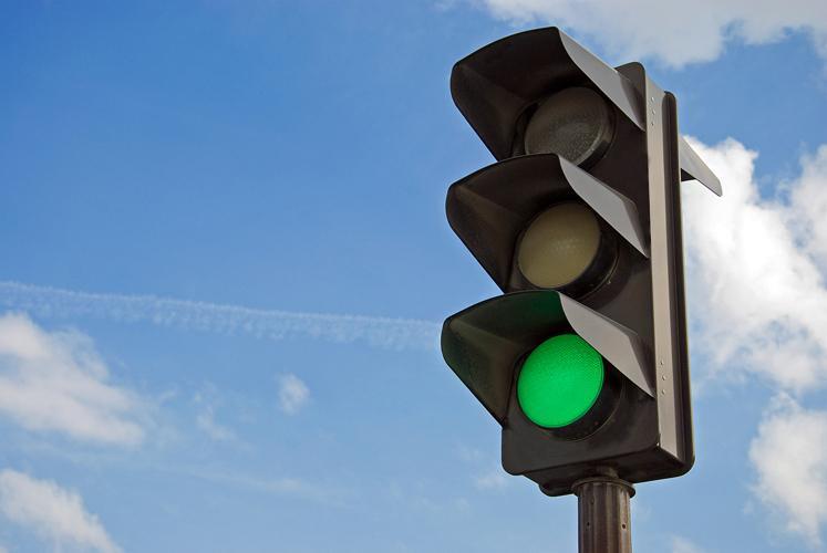 1-ый светофор появится вЯлте