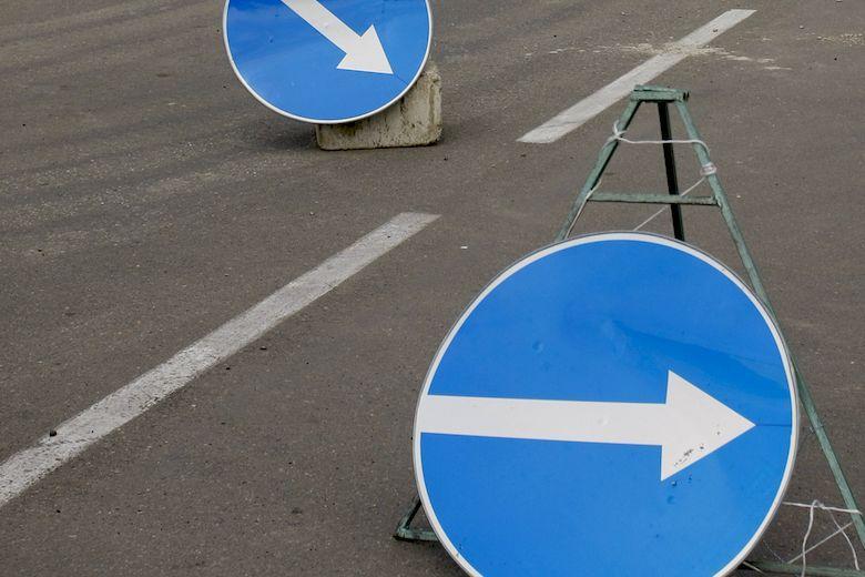 ВСимферополе из-за ярмарки перекроют движение на 2-х дорогах