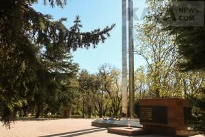 Феодосия отметила 76-ю годовщину освобождения от немецко-фашистских захватчиков