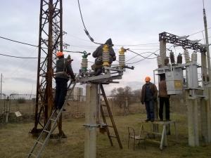 Феодосийские высоковольтные электрические сети отмечают 75-летний юбилей