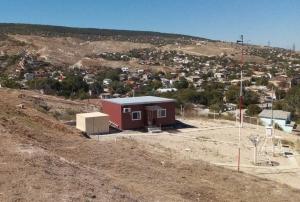 Метеостанция Феодосии отмечает юбилей в новом здании