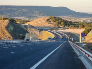 От трассы «Таврида» до Судака построят четырёхполосную дорогу