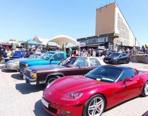 Под Ялтой стартовал фестиваль автомобилей