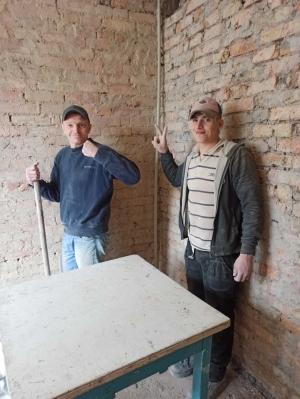 В Феодосии начался капитальный ремонт помещения в городской поликлинике под  установку компьютерного томографа