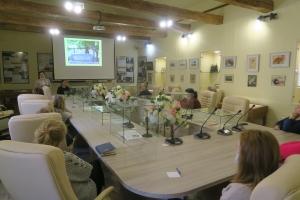 В Феодосии отметили венчание Пушкина и Гончаровой