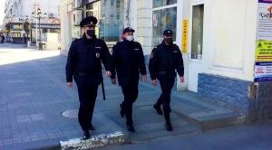 В Крыму полиция увеличивает количество нарядов перед введением карантинных штрафов