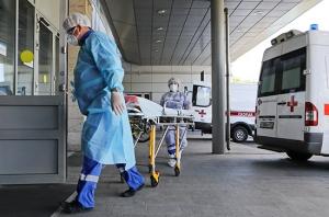 В Крыму за неделю скончались 39 пациентов с коронавирусом